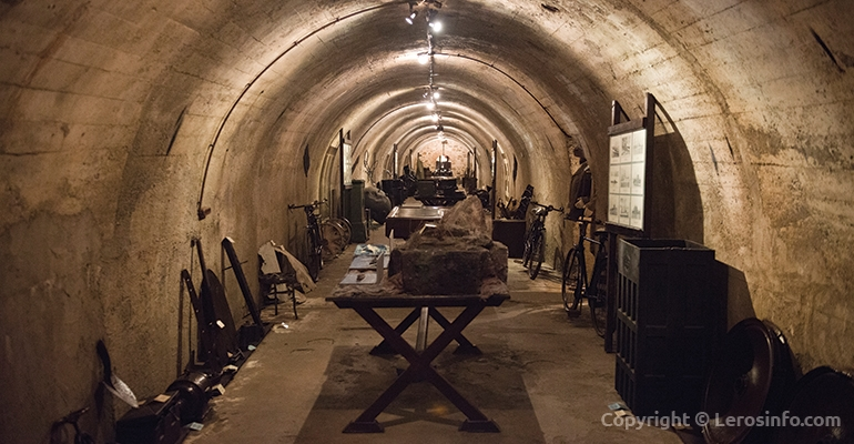 War Museum Tunnel
